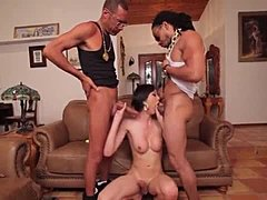 Bitchy lady-boy plays with manhood and appreciates passionately anal