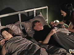 Old lad noticed porking early ex girlfriend cheating on sexy actress mom sex