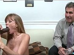 Interracial cuckold with mamma 362